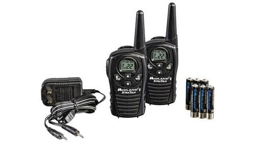 Midland LXT118VP Two Way Radio Set 48378