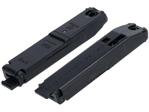 SIG Sauer .177 Caliber 20rd Rotary Cylinder Magazine for M17 Airguns - 2 Pack