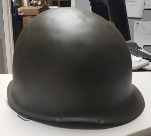 U.S. Army Genuine M1 Helmet w/ Aftermarket Liner