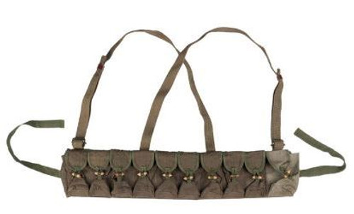 Vietcong Armed Forces Bandolier