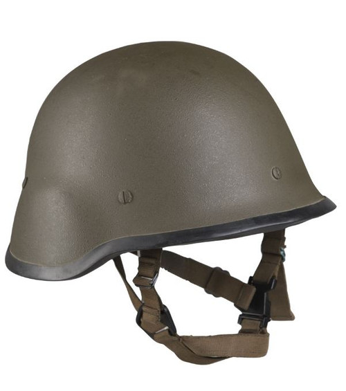 Czech Armed Forces OD Kevlar Helmet