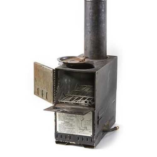 U.S. Armed Forces New Style Arctic Heater/Stove -Missing Parts