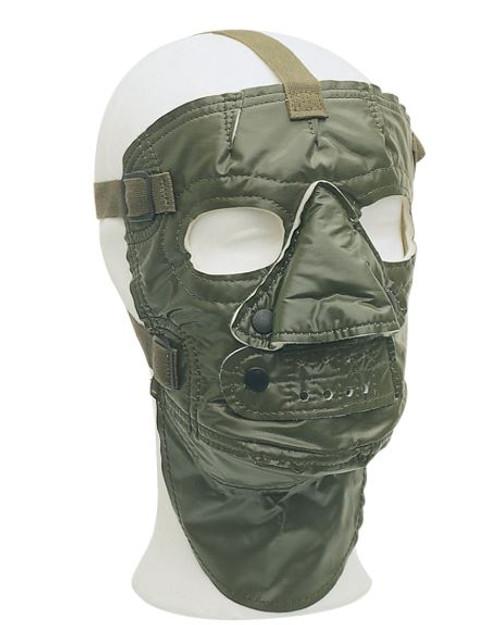 US GI OD Cold Weather Face Mask