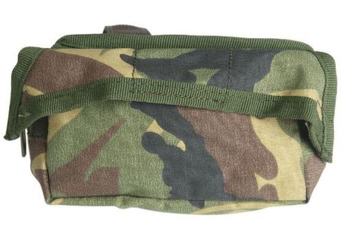 Dutch Armed Forces Molle Chest Pouch w/Zipper