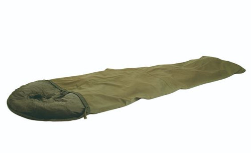 Dutch Armed Forces OD Laminate Sleeping Bag Cover