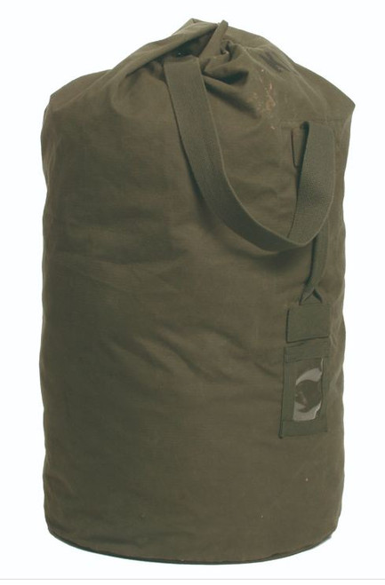 Dutch Armed Forces OD Large Duffle Bag