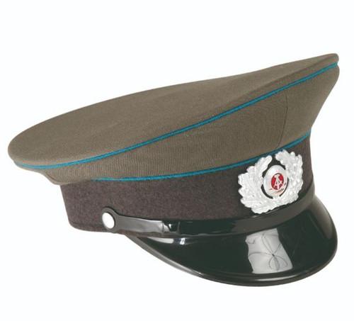 East German AF Visor Hat