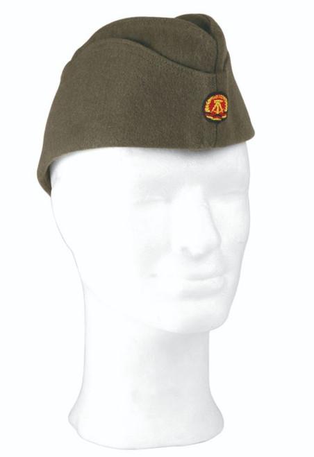 East German Army EM Overseas Cap