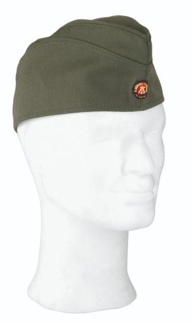 East German Army Offc Overseas Cap
