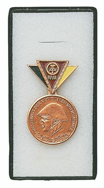 East German Bronze Reservist Medal