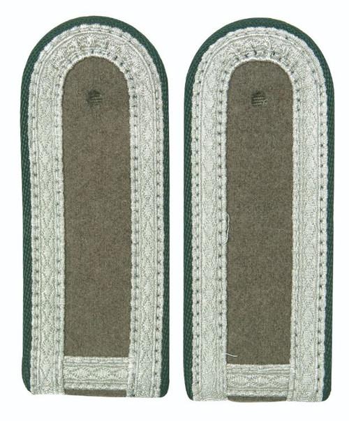 East German Dark Green St. Sgt. Shoulder Boards