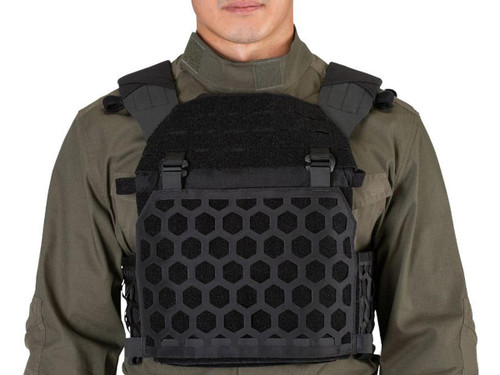 5.11 Tactical All Mission Plate Carrier - Black