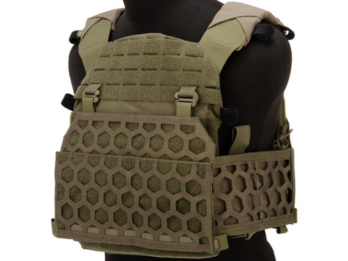 5.11 Tactical All Mission Plate Carrier - Ranger Green
