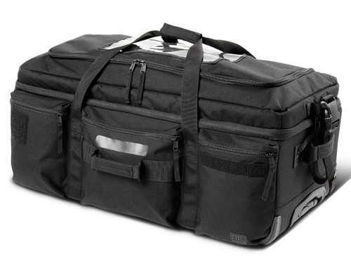 5.11 Tactical Mission Ready 3.0 90L Carry Bag - Black