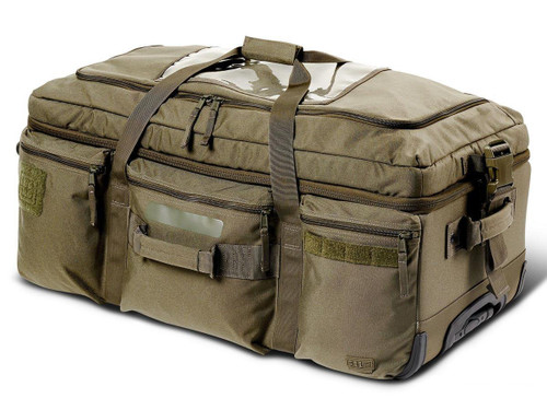 5.11 Tactical Mission Ready 3.0 90L Carry Bag - Ranger Green