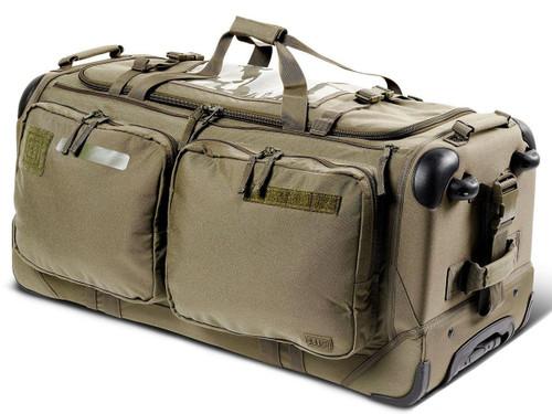 5.11 Tactical SOMS 3.0 120L Carry Bag - Ranger Green