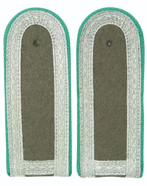 East German Green St. Sgt. Shoulder Boards