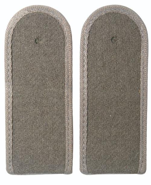 East German Grey EM Shoulder Boards