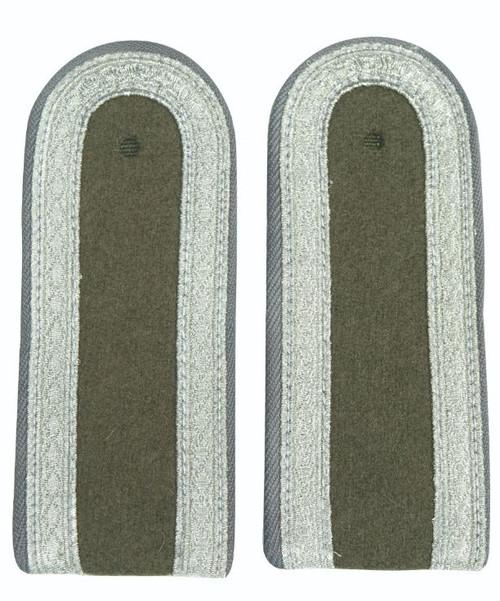 East German Grey Sgt. Shoulder Boards