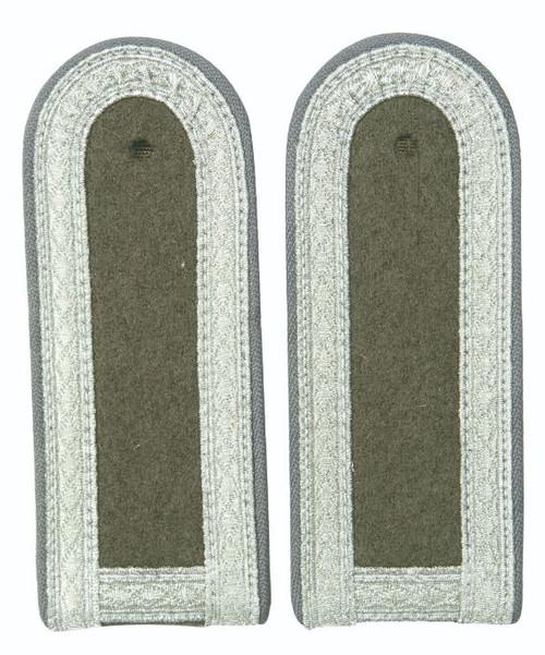 East German Grey St. Sgt. Shoulder Boards