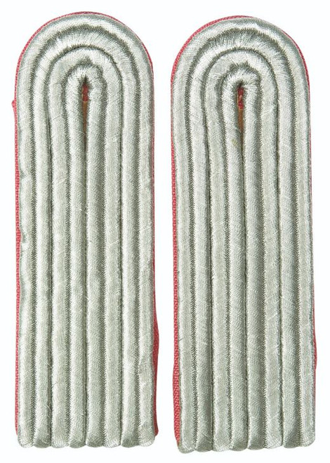 East German Pink Lt. Shoulder Boards