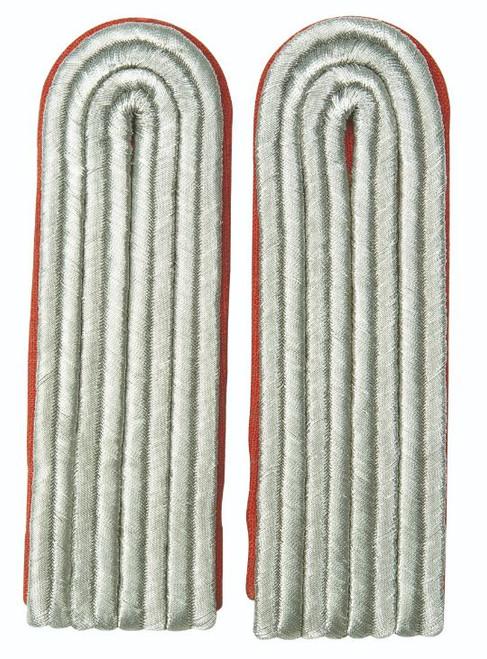 East German Red Lt. Shoulder Boards