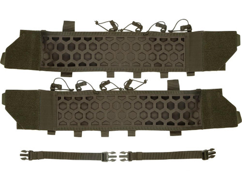 5.11 Tactical All Mission Plate Carrier Extender - Ranger Green