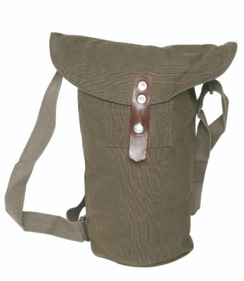 Swedish Armed Forces Grey Gas Mask Bag