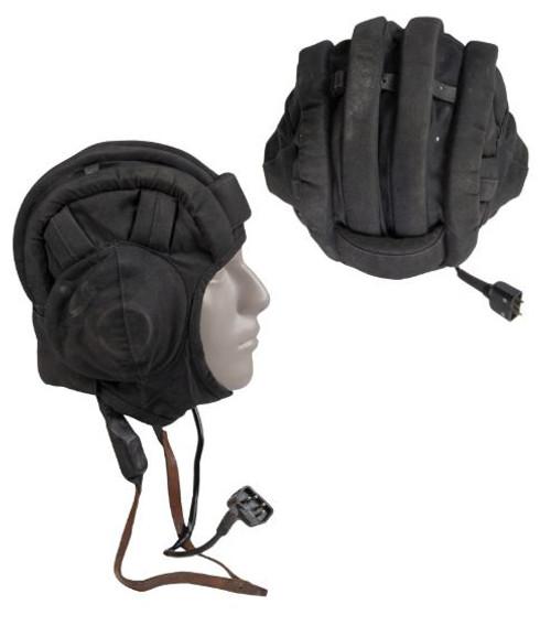 Russian Black Summer Tanker Helmet