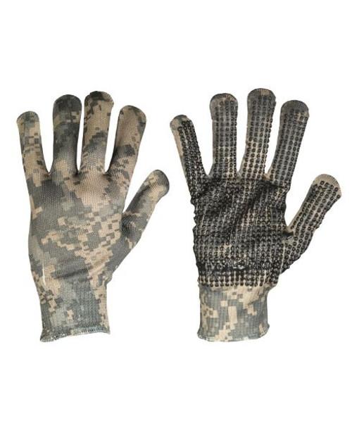 Spandoflage At-Digital Camo Gripper Gloves