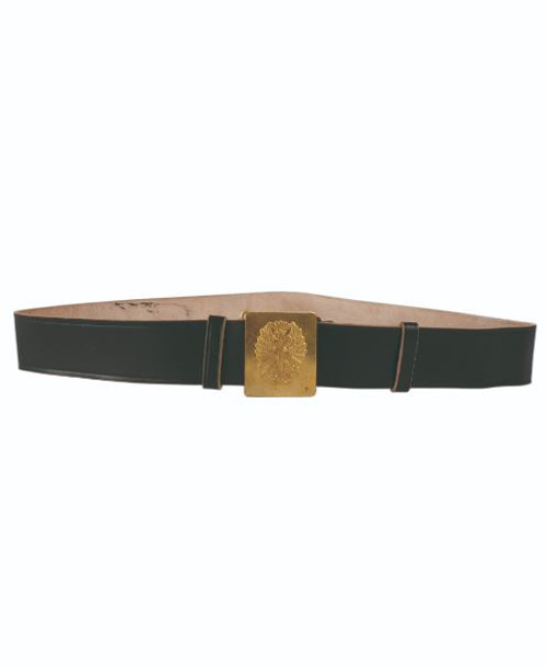Spanish Leather Belt w/Buckle