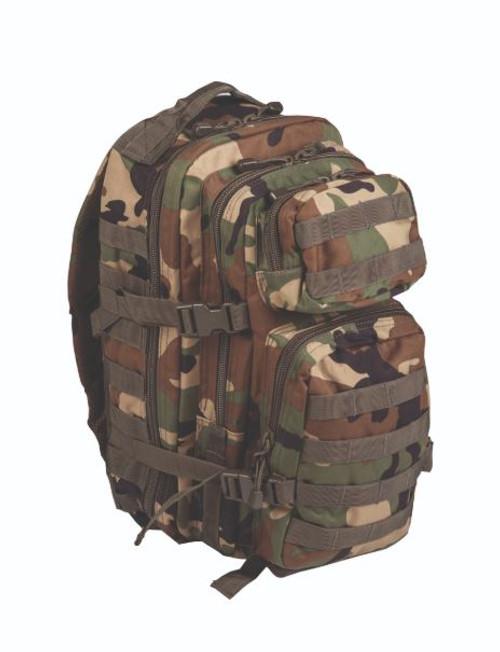 Mil-Tec Woodland Camo Small Assault Pack