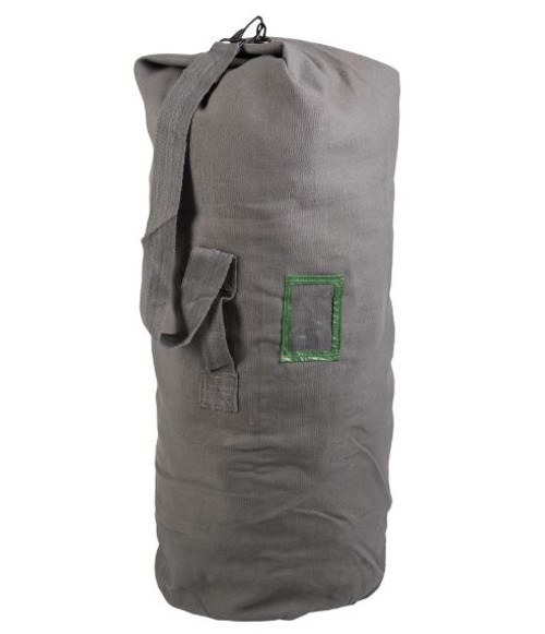 NATO Cotton Duffle Bag