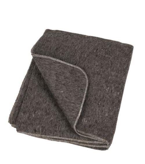 NATO Grey Disaster Blanket - 80″X56″