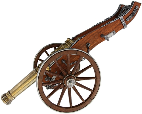 18th Century French Cannon