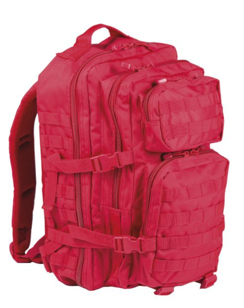 Mil-Tec Signal-Red Large Assault Pack