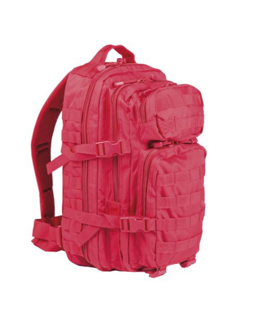Mil-Tec Signal-Red Small Assault Pack