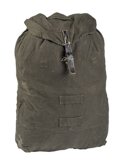 Hungarian Armed Forces OD Small Meshok Rucksack