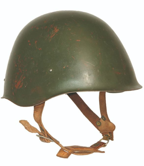 Hungarian Armed Forces OD Steel Helmet