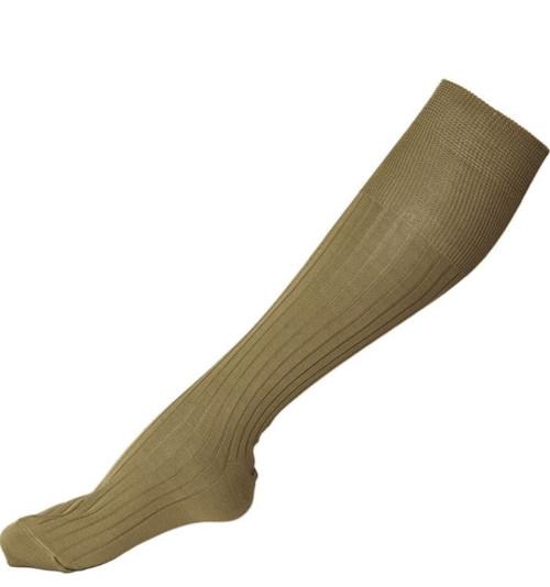 Italian Cotton Coyote Boot Socks