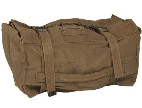 Italian Armed Forces OD Cotton Kit Bag