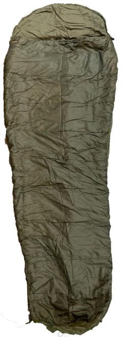 Italian OD Navy Sleeping Bag