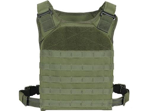 Voodoo Tactical Rapid Assault Tactical Plate Carrier - OD Green