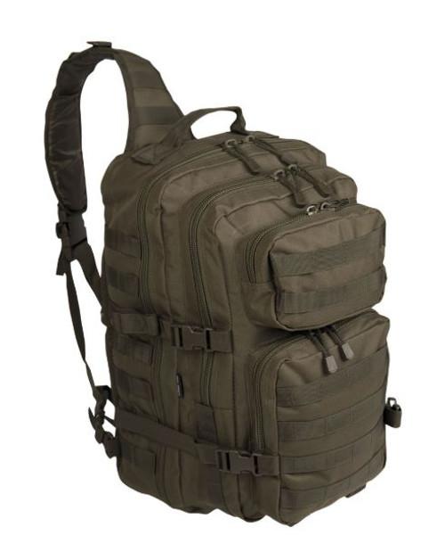 Mil-Tec OD Single-Strap Large Assault Pack