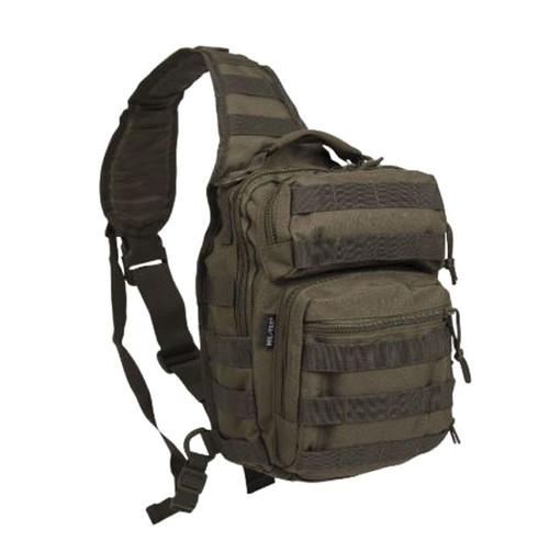 Mil-Tec OD Single-Strap Small Assault Pack