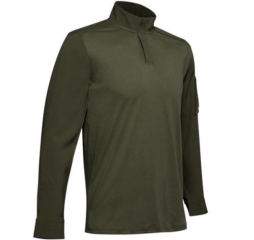 Under Armour Men's Tac Combat Shirt (Color: Mod Green)