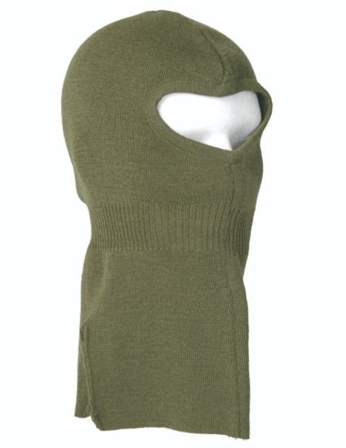 MIL-TEC OD Wool Cold Weather Face Mask