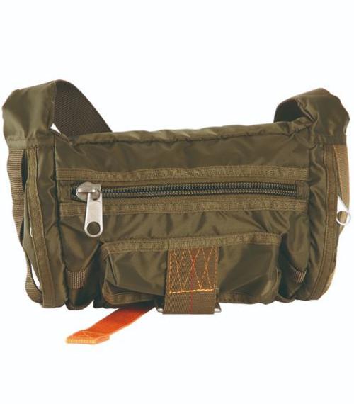 Mil-Tec OD Fanny Pack Deployment Bag