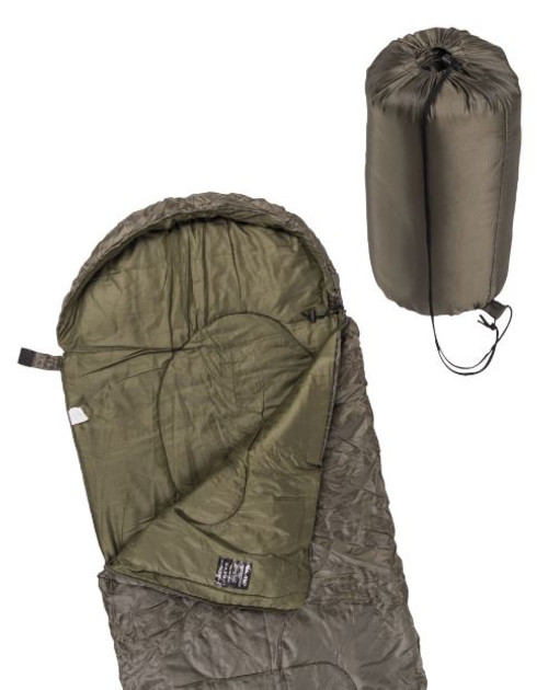 MIL-TEC OD Lightweight Mummy Sleeping Bag