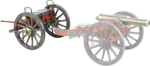 Civil War Miniature Limber DX492